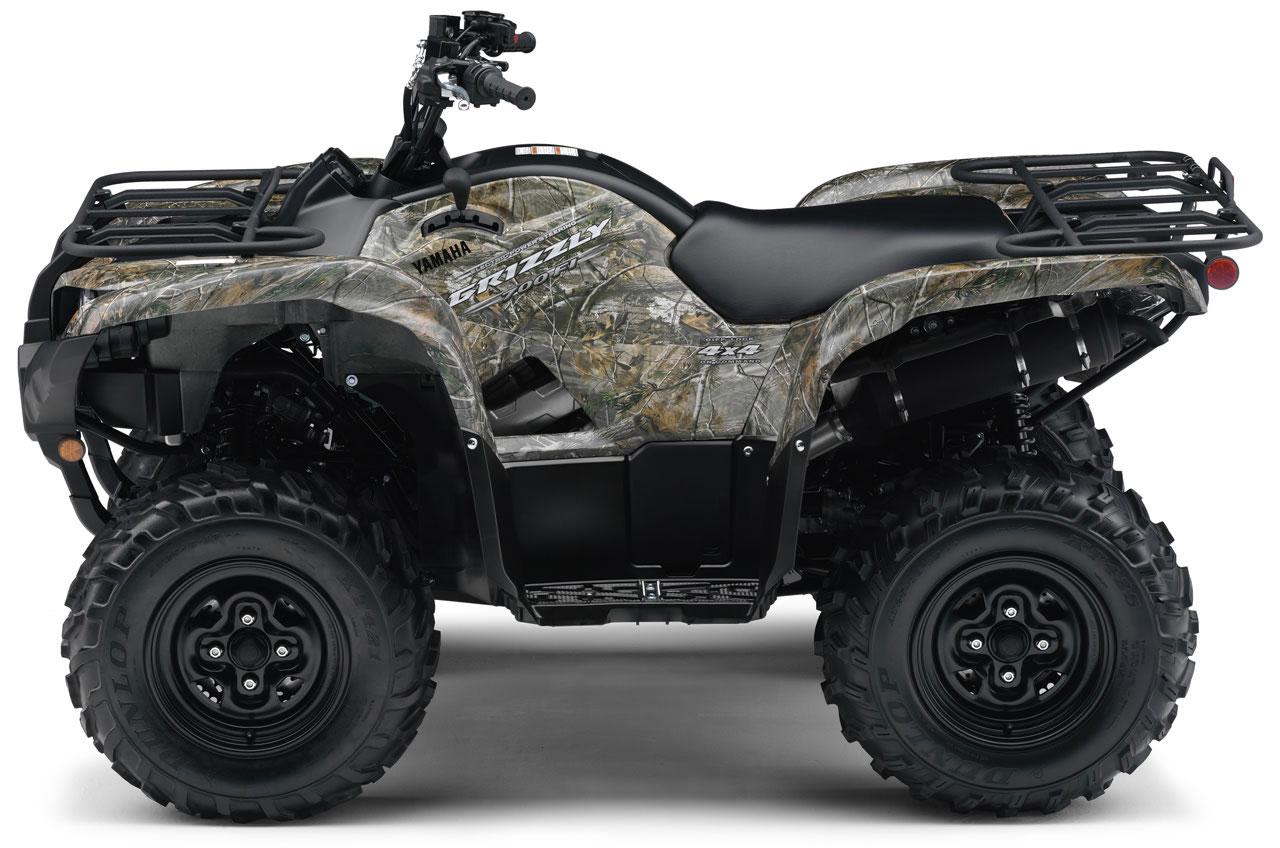 Yamaha Grizzly 550/660/700
