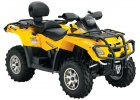 Can-Am Outlander/Max G1  2007 - 2011