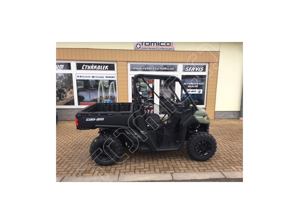 Can-Am Traxter HD8 PRO DPS model 2018