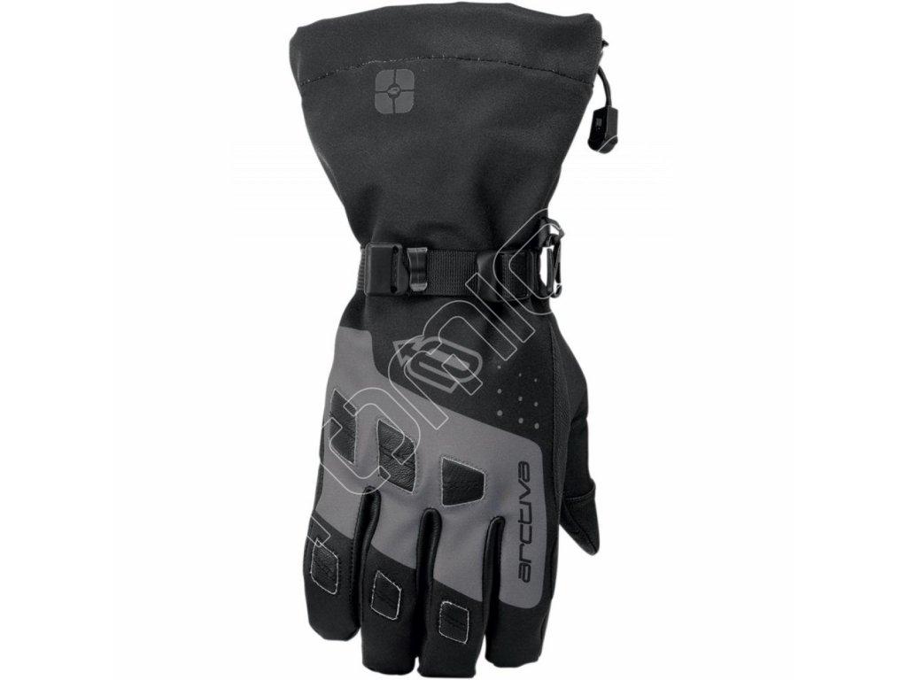 Zimní rukavice Arctiva Quest černo/šedé