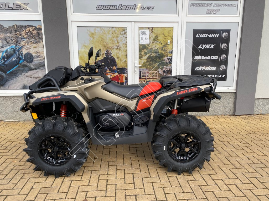 MY21 Can Am Outlander X mr 1000R Neo Yellow Black 34view