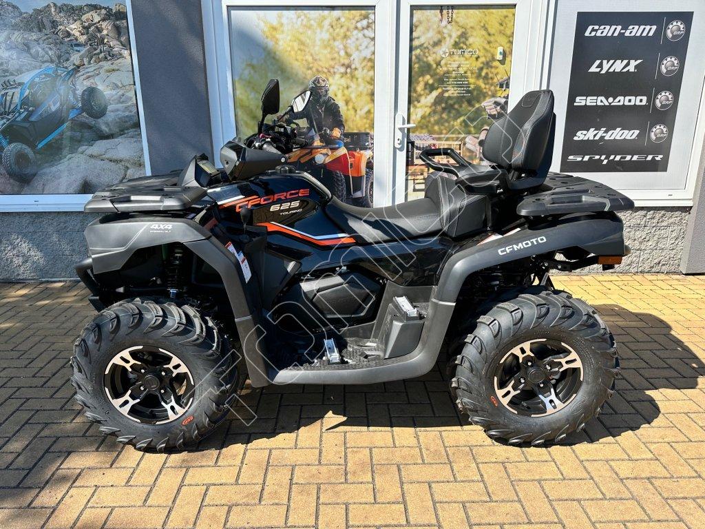 čtyřkolka CF-Moto Gladiator X625-A EPS Euro5-oranžová
