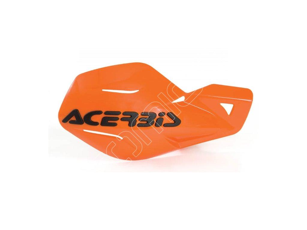 Chrániče páček Acerbis MX Uniko - oranžové