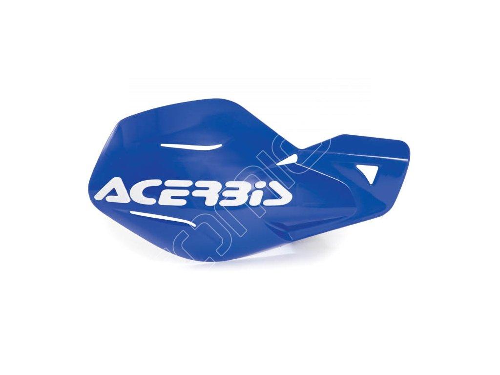 Chrániče páček Acerbis MX Uniko-modré