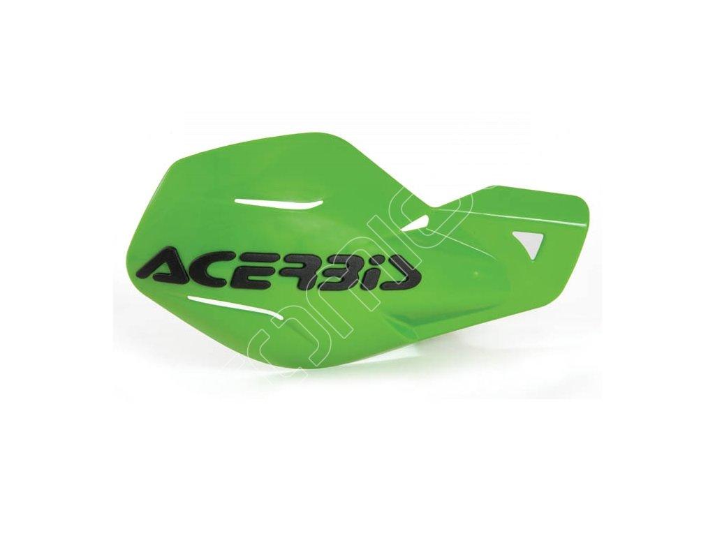Chrániče páček Acerbis MX Uniko-zelené