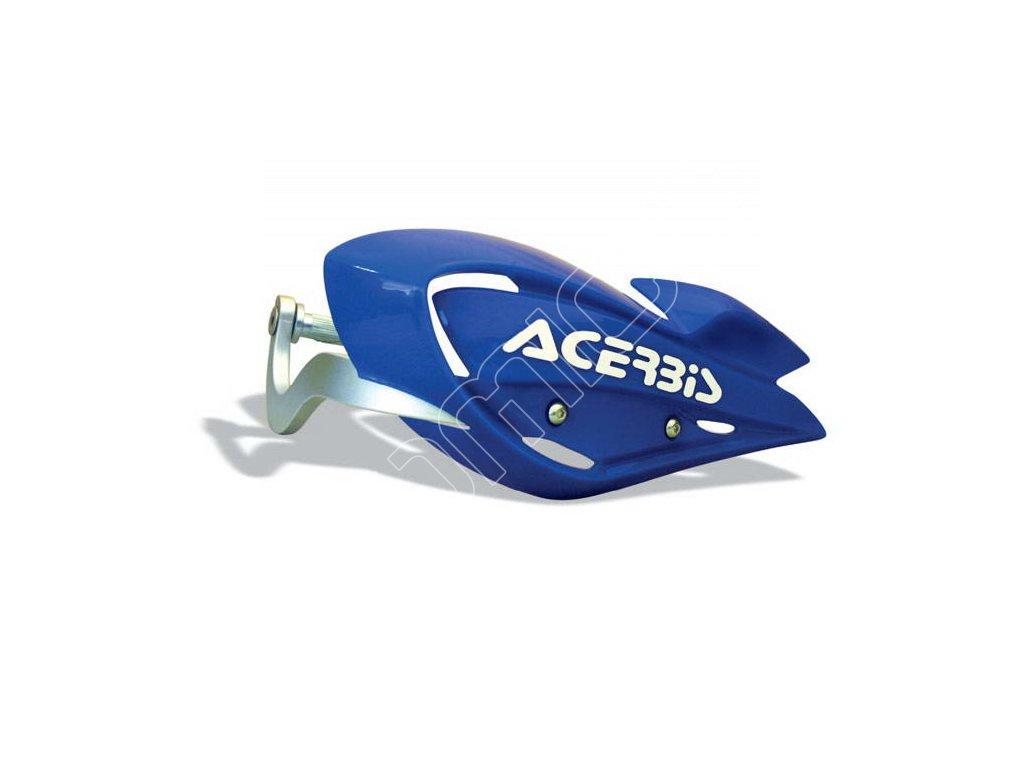 Chrániče páček Acerbis Uniko ATV-modré