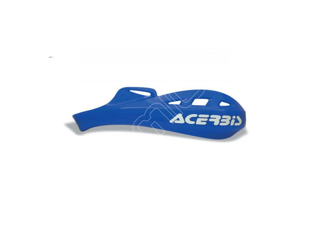 Chrániče páček Acerbis Rally Profile - modré