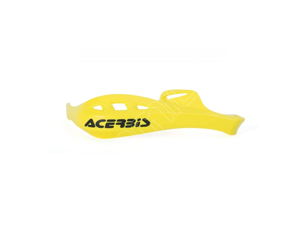 Chrániče páček Acerbis Rally Profile - žluté