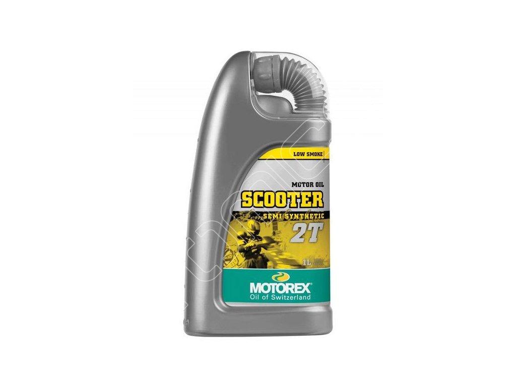 Olej Motorex Scooter 2T 1L