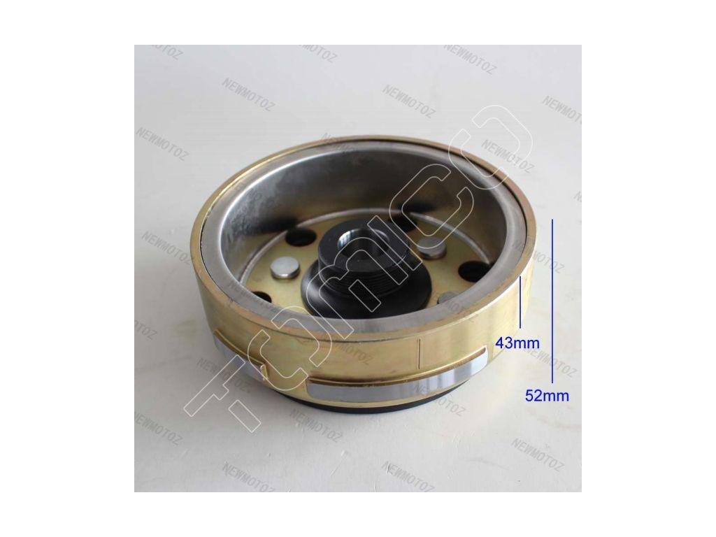 Magneto-rotor na Gladiator 510/530/X5
