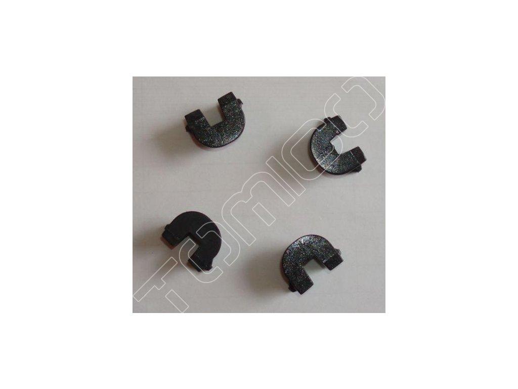 Vodítka variátoru na Gladiator RX510/A,RX530/A,X5/A,X6/A,UTV530