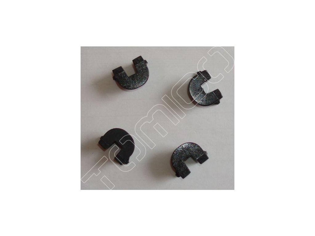Vodítka variátoru na Gladiator RX510/RX530/X5/X6/X450/X520/X550