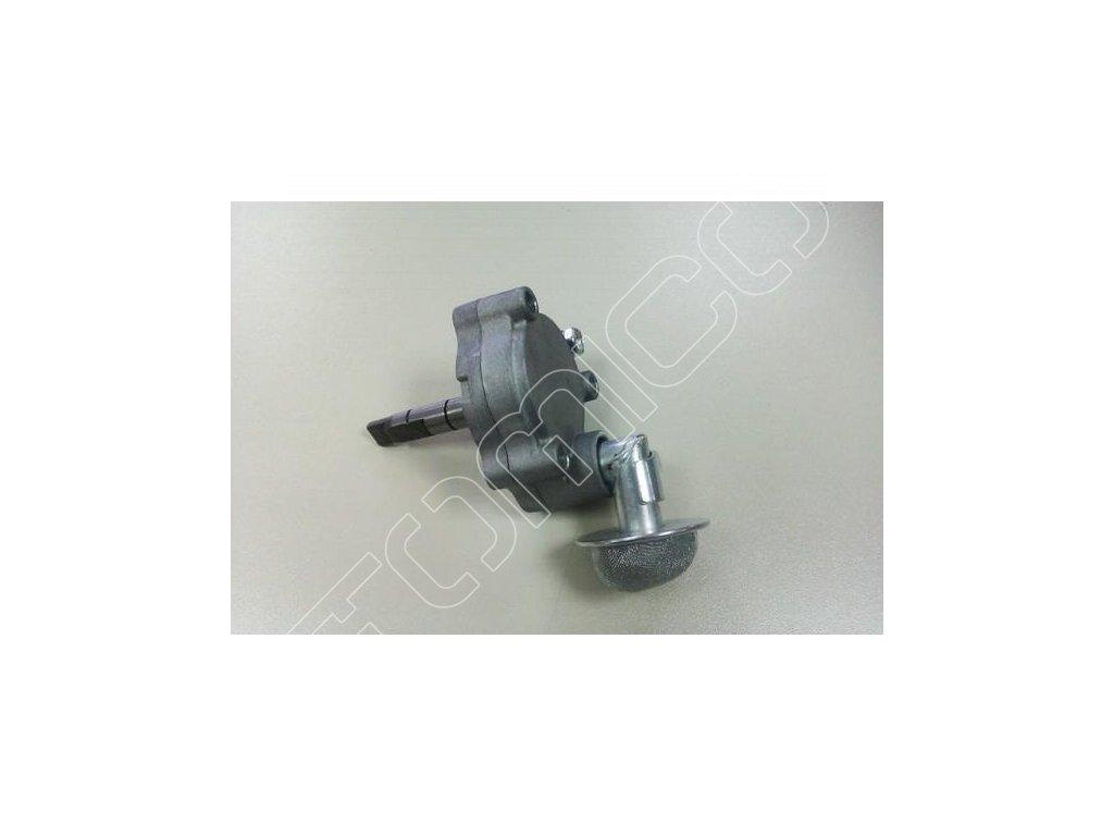 Olejová pumpa na Journeyman Gladiator 510/530/X5/X6