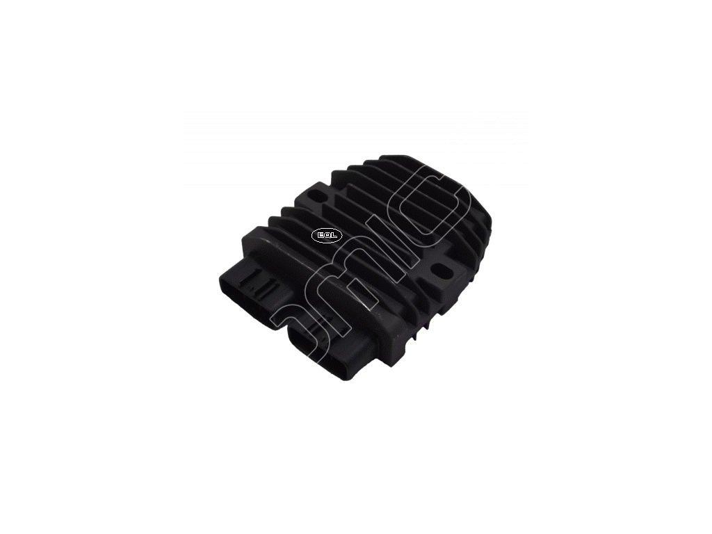 Regulátor dobíjení/napětí na Journeyman Gladiator 510/X5/X6