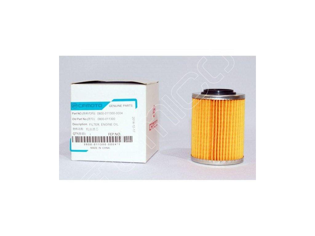 Originální olejový filtr na Journeyman Gladiator X450/X520