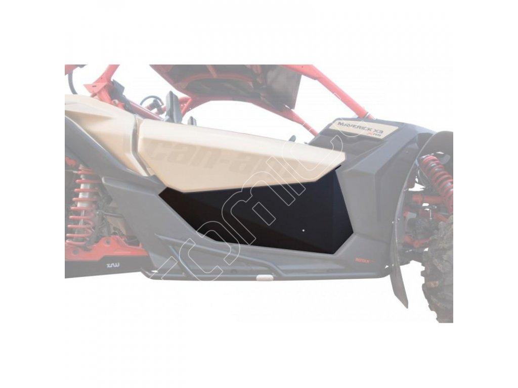 Spodní panel dveří na Can-Am Maverick X3