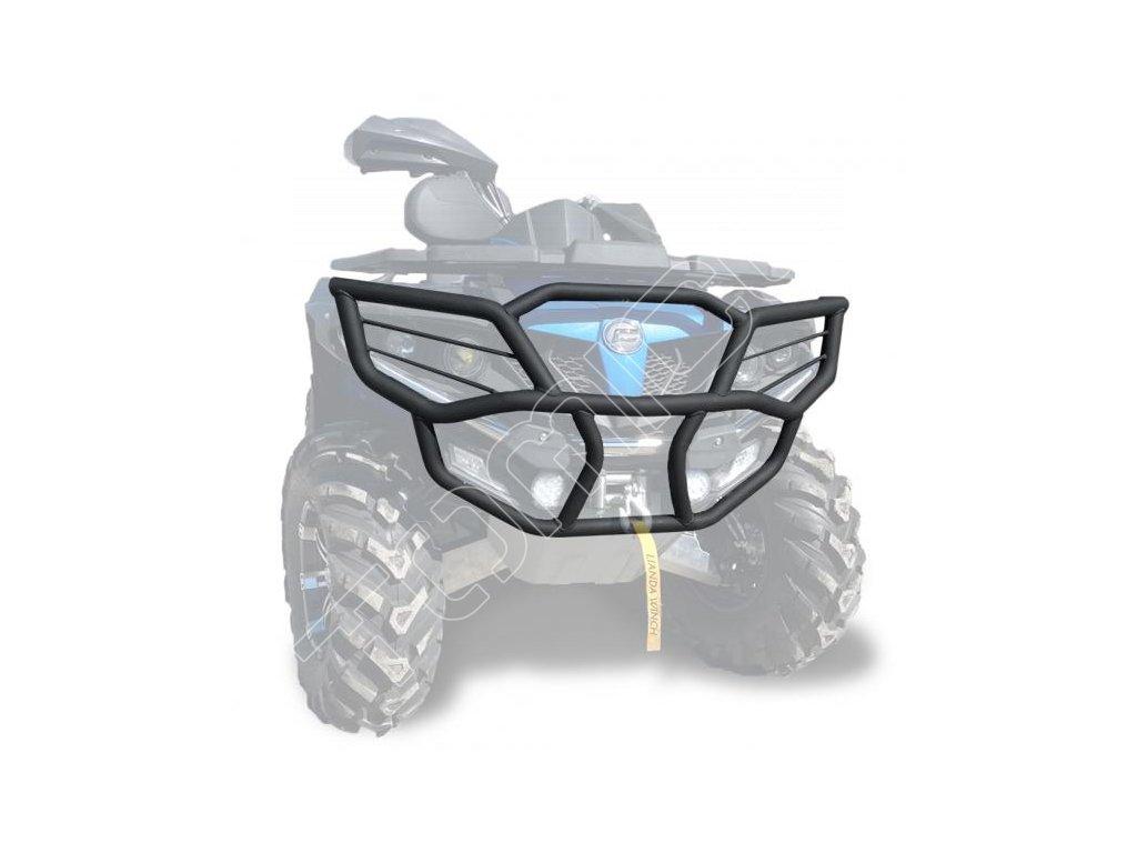 Přední ochranný rám na Journeyman Gladiator X550/X600