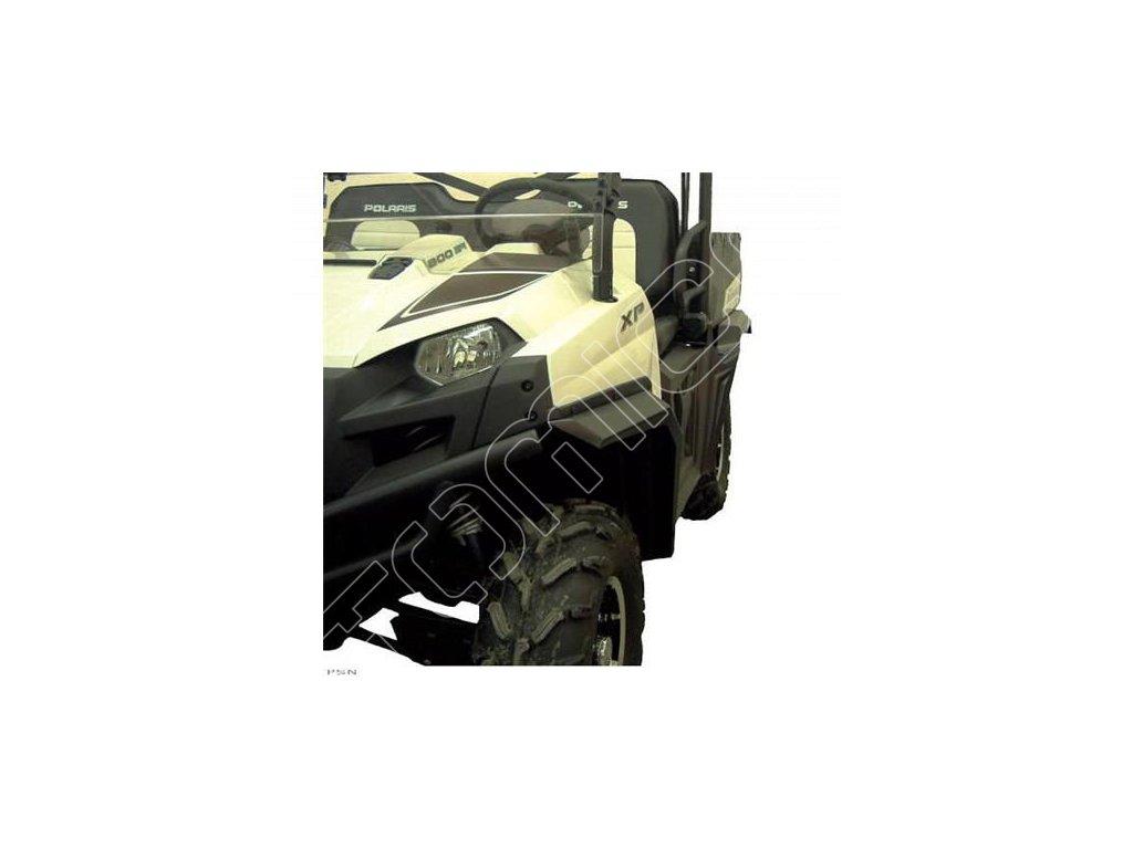 Rozšiřovací lemy na Polaris Ranger 800 XP