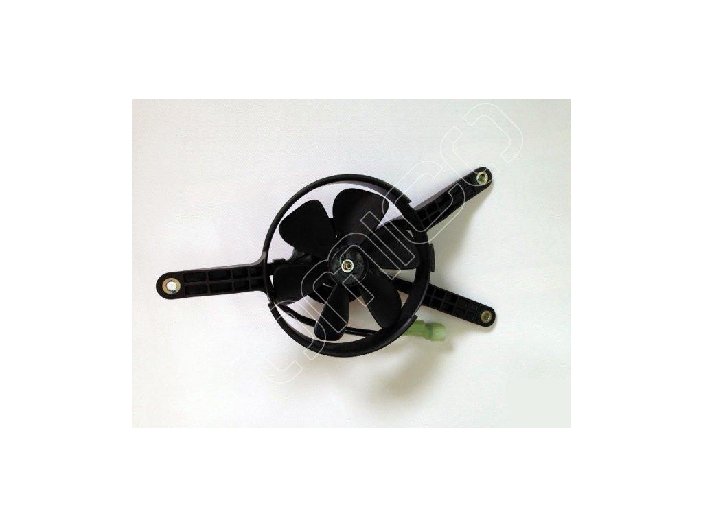 Ventilátor chladiče na Access Tomahawk 250/300/400