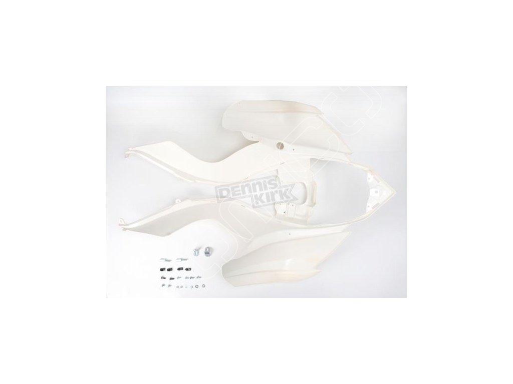 přední plast na Yamaha YFM700 Raptor-bílé barvy