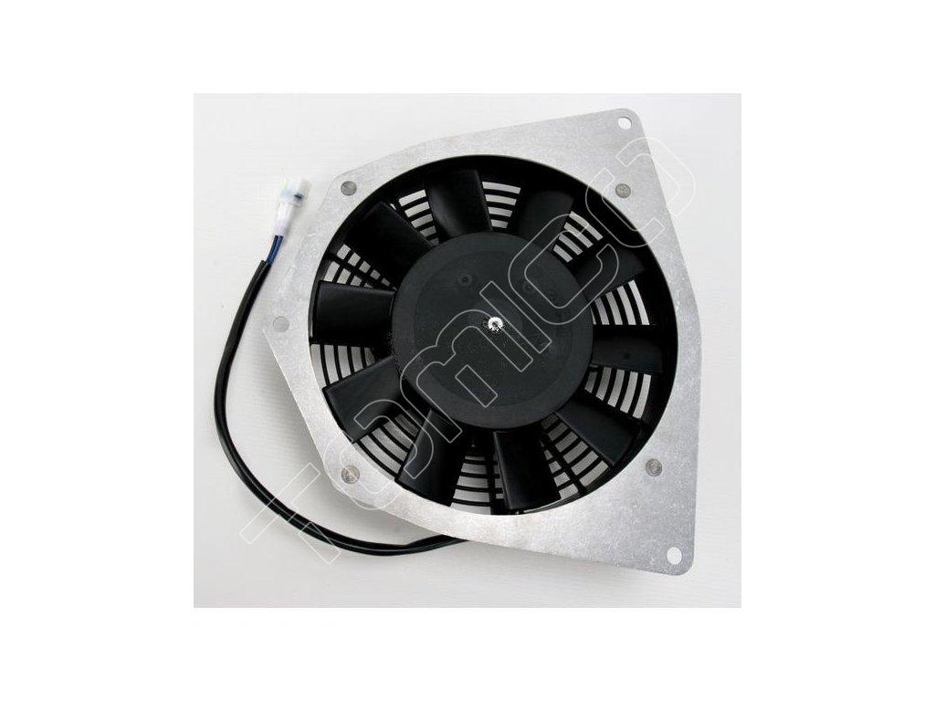 Ventilátor chladiče na Yamaha Raptor 700