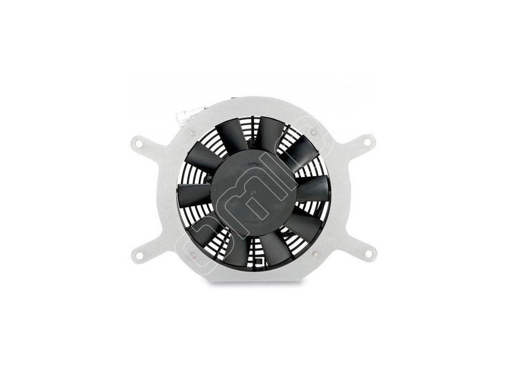 Ventilátor chladiče na Yamaha Grizzly 700/550