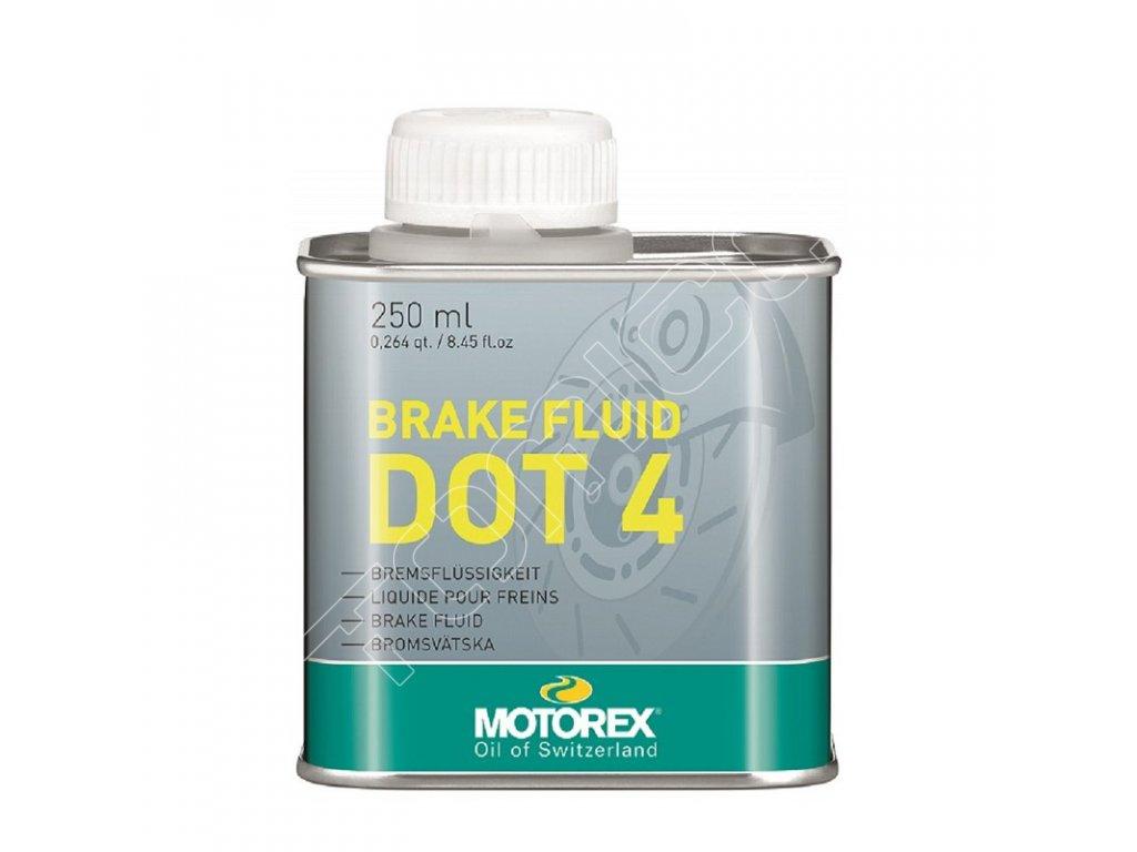 brake fluid dot 4 250g