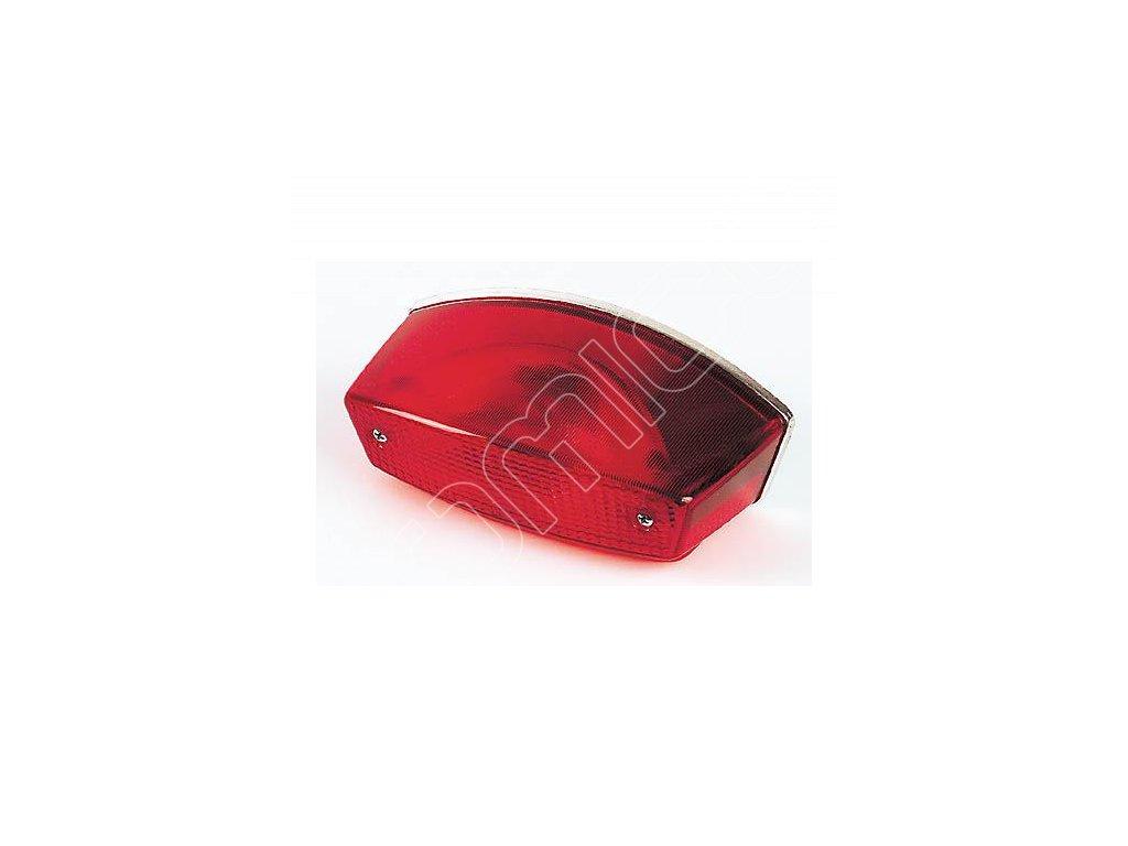 Zadní světlo na čtyřkolku - červené