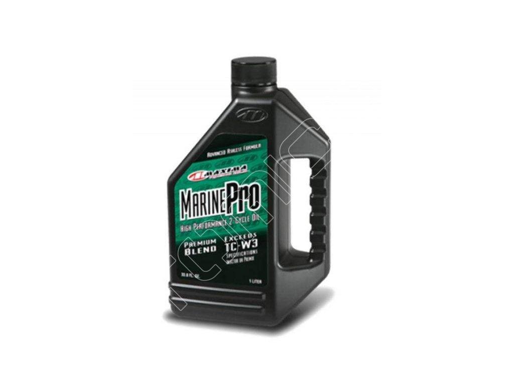 Motorový olej pro vodní skútry Marine Pro 2T