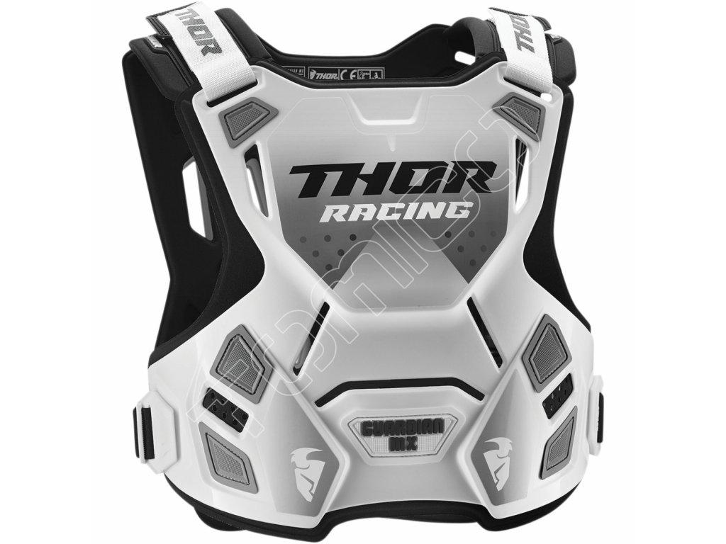 Chránič hrudi Thor Sentinel Protector-bílý