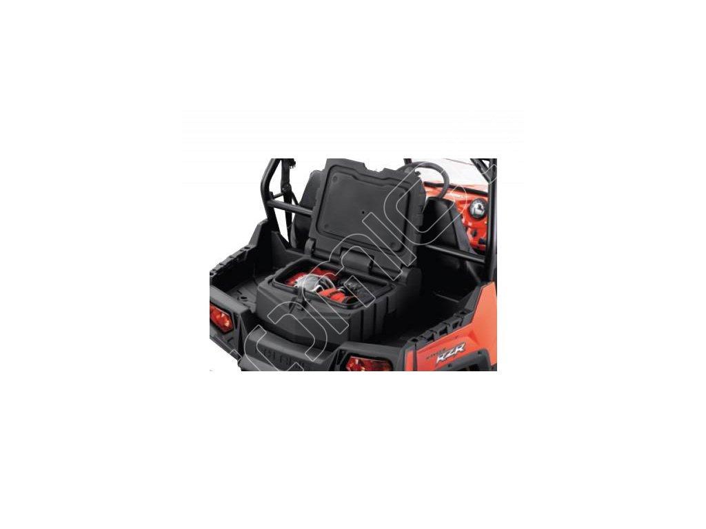 Originální zadní Lock & Ride box na Polaris RZR 570/800