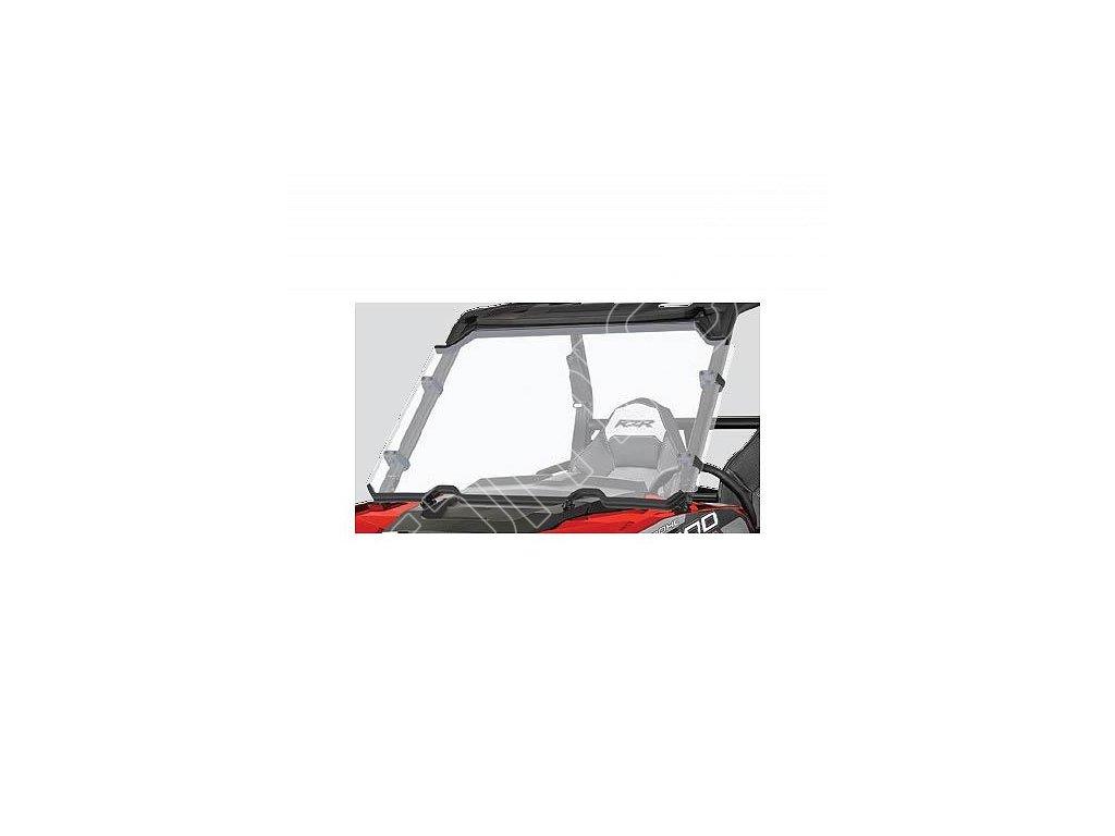 Přední plné plexi Lock&Ride na Polaris RZR 1000 XP