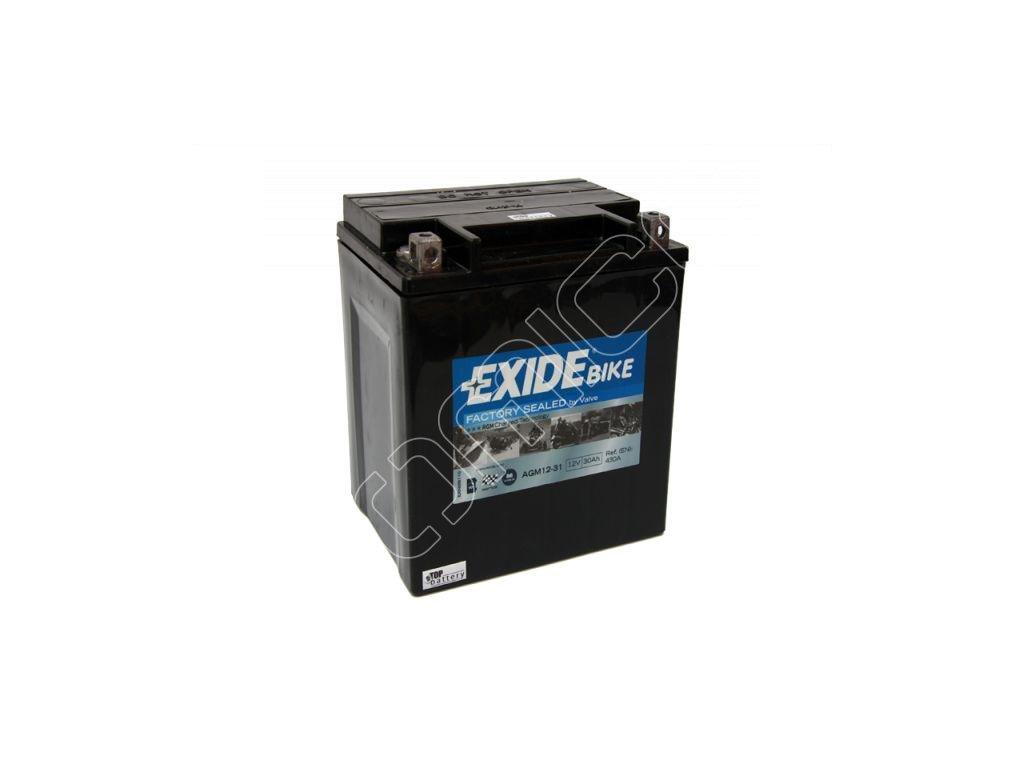 Baterie Exide Journeyman Gladiator X450/X520/X6/X8/UTV830/X850/X1000