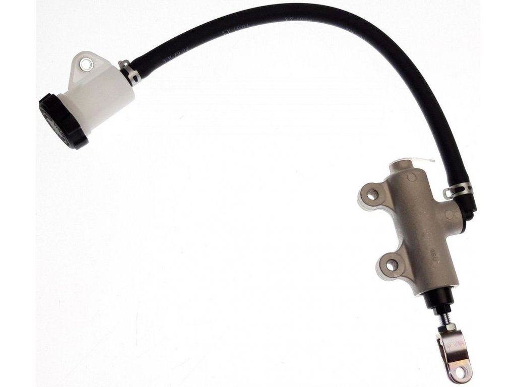 Hydraulická pumpa nožní brzdy na Access Warrior 450