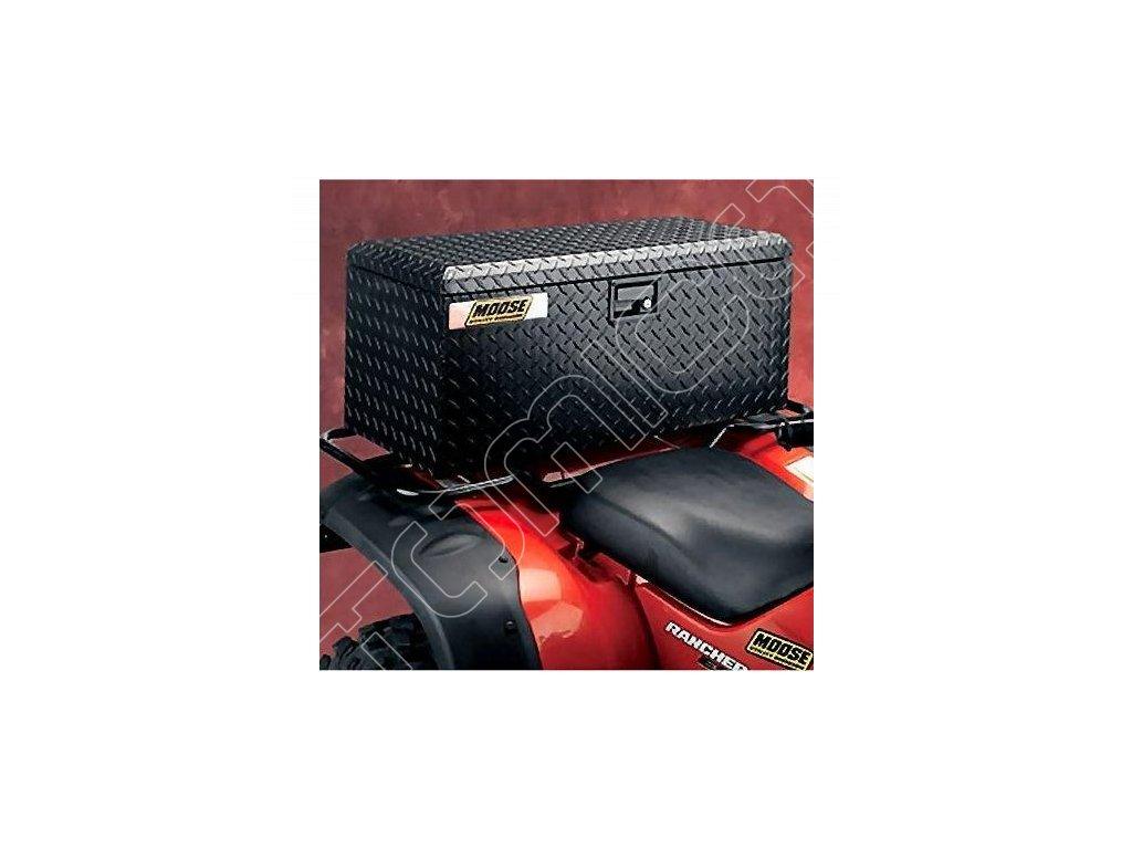 Zadní kovový box Moose utility na čtyřkolku