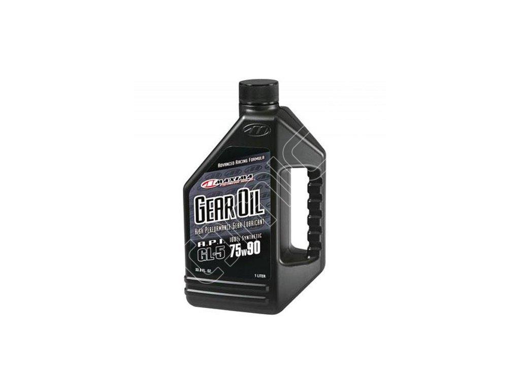 Olej Maxima Hypoid Gear 100% Synthetic 75W90 /1L