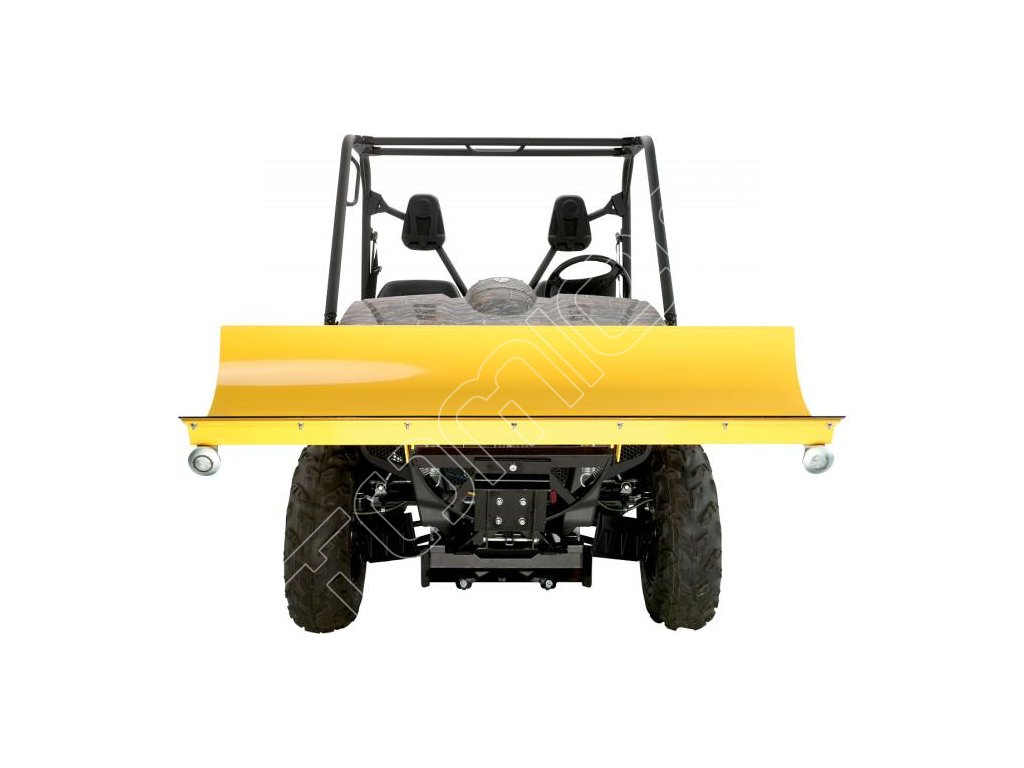 Kompletní radlice Moose Utility RM4 na Can-Am Traxter HD8/HD10