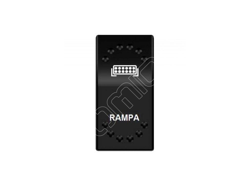 Rocker spínač Rampa 12/24V