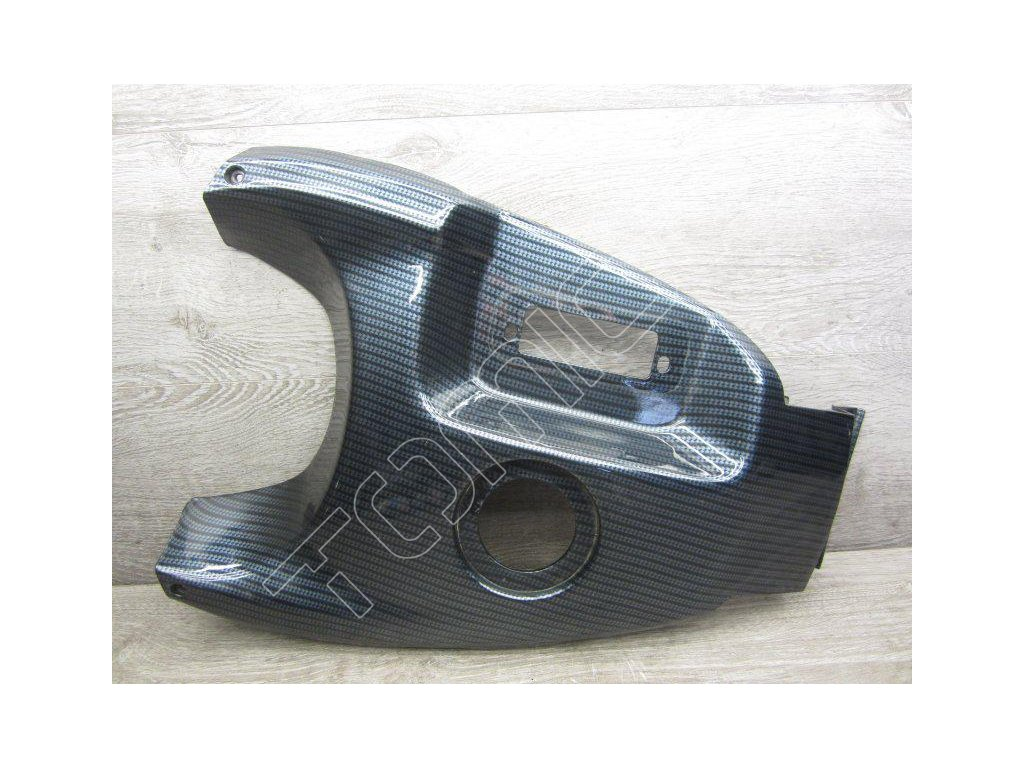 Horní plastový kryt nádrže TGB Blade 425/550-karbonový