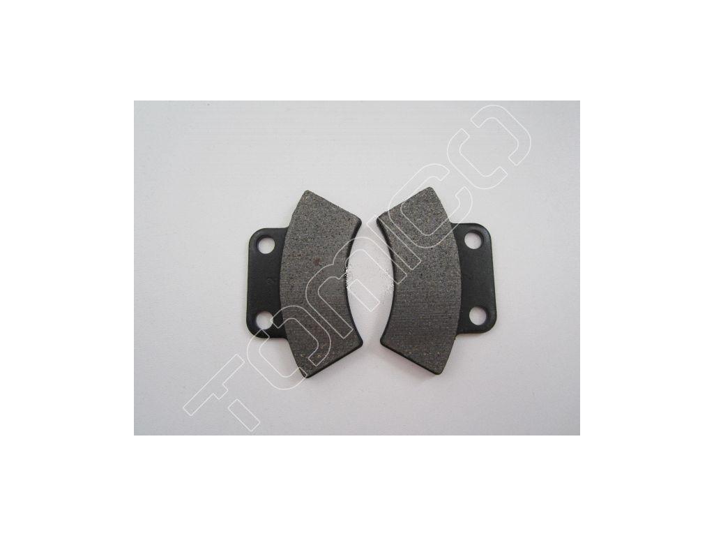 Brzdové desky parkovací brzdy na Gladiator 510/530/X5/X6/X550