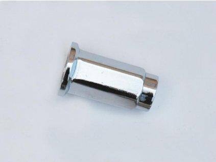 Matice na hliníková kola - plochá 10mm 1,25mm