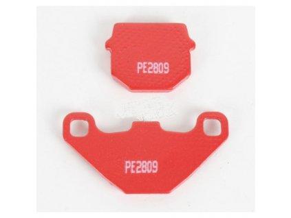 Přední brzdové desky na TGB Target 425/525  2009-2011