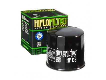 Olejový filtr HF138  na Suzuki KingQuad LTA 700/750
