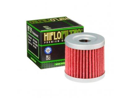 Olejový filtr HF139 na Suzuki LT-Z 400 03-09