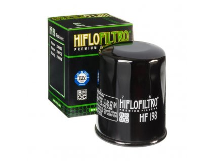 Olejový filtr HF198 na Polaris RZR 1000 XP