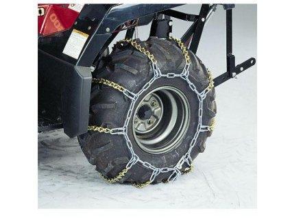 Sněhové řetězy na sportovní čtyřkolku