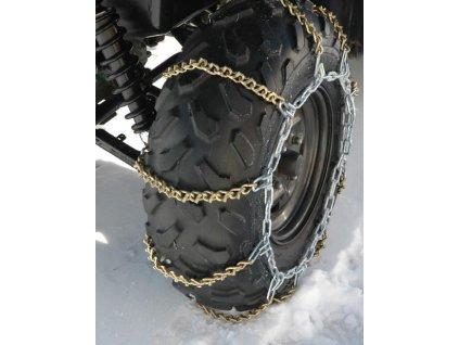 Sněhové řetezy na čtyřkolku V-Bar 10V