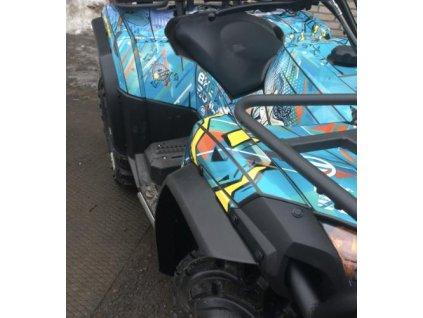 Rozšiřovací lemy pro Cf-moto Gladiator X450/520