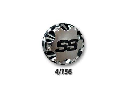 Náhradní chromový kryt na disky SS 212  4/156