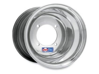 Hliníkový disk Douglas Wheel Sport-Blue label 10x8 3+5 4/110